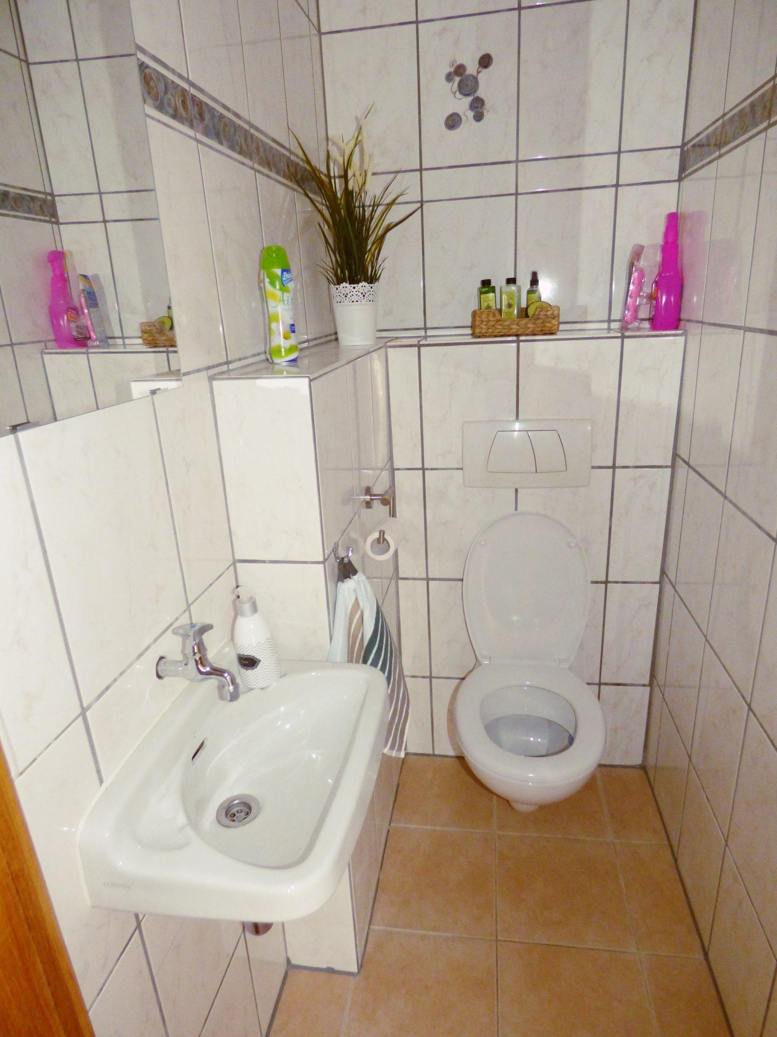 Ferienhaus Höhenflug - WC