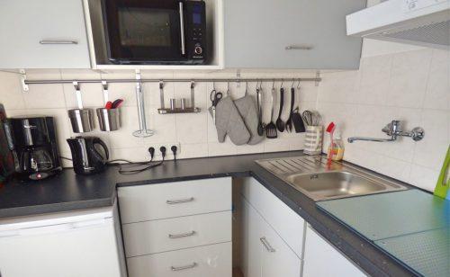 Ferienhaus Höhenflug - Küche