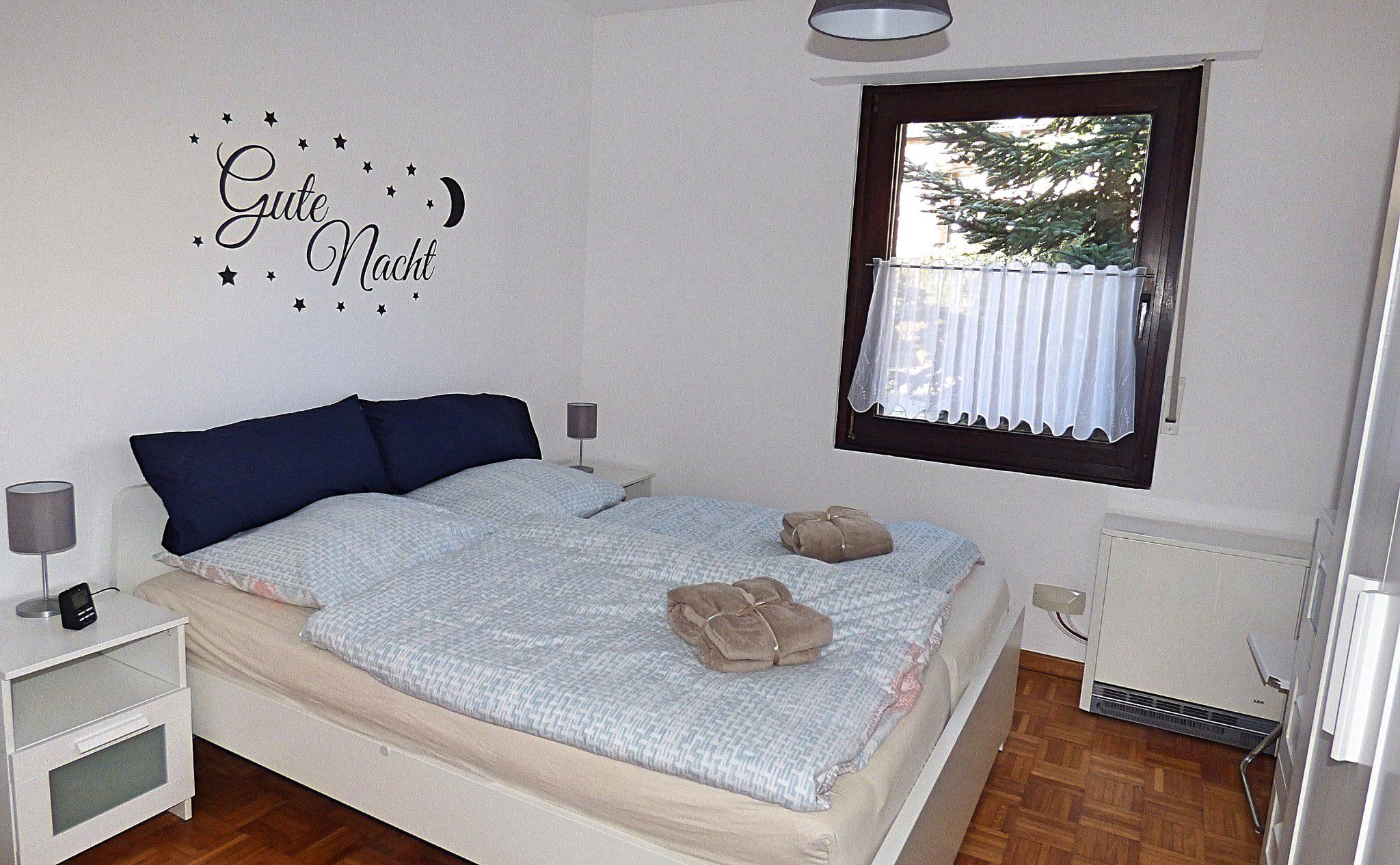 Ferienhaus Höhenflug - Schlafzimmer