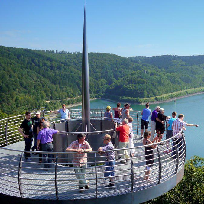 Ausflugsziele Biggeblick Biggesee Attendorn Sauerland